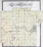 Carrolton Township, Lanesboro, Root River, Mill Pond, Isinours, Fillmore County 1896