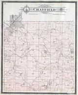 Chatfield Township, Root River, Fillmore County 1896