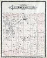 Fillmore Township, Wykoff, Root River, Fillmore County 1896