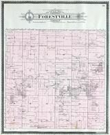 Forestville Township, Cherry Grove, Root River, Fillmore County 1896