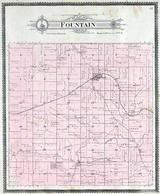 Fountain Township, Watson Creek, Sugar Creek, Fillmore County 1896