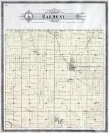 Harmony Township, Rock Creek, Fillmore County 1896