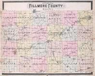 Index Map, Fillmore County 1896