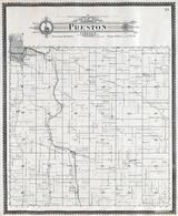 Preston Township, Hutton, Partridge Creek, Fillmore County 1896