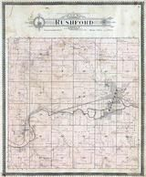 Rushford Township, Peterson, Root River, Fillmore County 1896