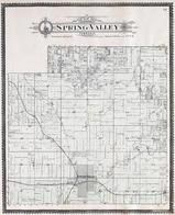 Spring Valley Township, Fillmore County 1896
