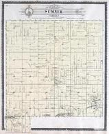 Sumner Township, Hamilton, Washington, Bear Creek, Fillmore County 1896