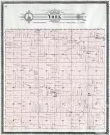 York Township, Greenleafton, Cherry Grove, Canfield Creek, Fillmore County 1896