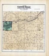 Cannon Falls Township, Cannon River, Goodhue County 1894
