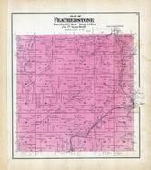 Featherstone Township, Hay Creek, Spring Creek, Goodhue County 1894
