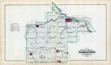 Index Map, Goodhue County 1894
