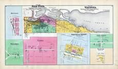 Wacoota Township, Red Wing Township, Dennison, White Rock, Vasa, Frontenac Station, Fair Point, Wacoutah, Goodhue County 1894