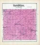 Wanamingo Township, Aspelund, Norway, Hader, Zumbro River, Goodhue County 1894