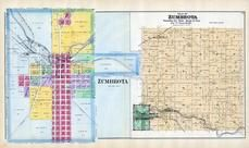 Zumbrota Township, Forest Mills, Rice, White Willow, Zumbro River, Goodhue County 1894