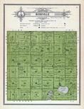 Roseville Township, Patchen, Shauer Lake, Silver Lake, Grant County 1914