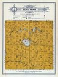 Stony Brook Township, Lightning Lake, Wendell, Grant County 1914