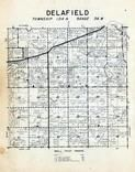 Delafield Township, Wilder, Jackson County 1951