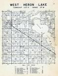West Heron Lake Township, Okabena, Jackson County 1951