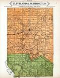 Cleveland Township, Washington Township, Scotch Lake,, Le Sueur County 1928