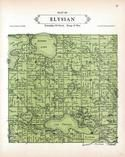 Elysian Township, Lake Jefferson, German, Frances, Sasse, Le Sueur County 1928
