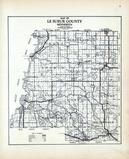 Le Sueur County Map, Le Sueur County 1928