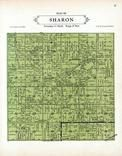 Sharon Township, St. Henry, Lloyd, Dresseville, Le Sueur County 1928