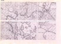 Beltrami - Township 146 Ranges 30, 31, 32, 33, 34, and 35, Bemidji, Nymore, Andrusa, Allen's Bay, Cass Lake, Minnesota State Atlas 1925c