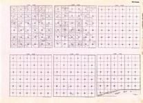 Beltrami - Township 155 Ranges 32, 33, 34, 35, 36 and 37, Upper Red Lake, Minnesota State Atlas 1925c