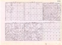 Beltrami - Township 156 Ranges 35, 36, 37, and 38, Township 157 Ranges 30 and 31, Myran, Malcolin, Minnesota State Atlas 1925c