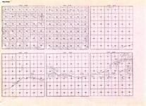 Beltrami - Township 157 Ranges 32, 33, 34, 35, 36, and 37, Rapid River, Minnesota State Atlas 1925c