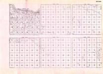 Beltrami - Township 159 Range 32, 33, 34, 35, and 36, Townships 160 and 161 Range 30, Clementson, Rainy River, Baudette, Minnesota State Atlas 1925c