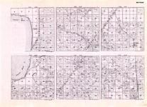 Beltrami - Townships 151 and 152 Ranges 30, 31 and 32, Kelliher, Cormorant River, Battle, Lower Red Lake, Quiring, Inez, Minnesota State Atlas 1925c