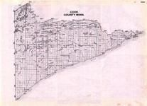 Cook County, Minnesota State Atlas 1925c