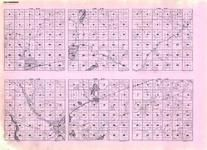Cottonwood - Midway, South Brook, Spring Field, Mountain Lake, Lake Side, Great Bend, Windom, Strong Lake, Minnesota State Atlas 1925c