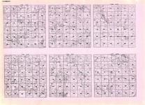 Faribault - Pilot Grove, Elmore, Rome, Emerald, Foster, Waters, Frost, Rice Lake, Walnut Lake, Minnesota State Atlas 1925c