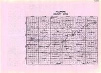Fillmore County, Minnesota State Atlas 1925c
