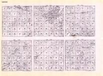 Kandiyohi - Gennessee, Edwards, Whitefield, St. Johns, Willimer, Raymond, Olson Lake, Milton, Pennock, Priam, Lake Carrie, Minnesota State Atlas 1925c