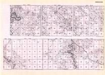 Koochiching - Township 66 Ranges 24, 25, and 26, Township 67 Ranges 22, 23, and 24, Little Fork River, Net River, Beaver Brook, Minnesota State Atlas 1925c
