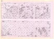 Lake - Township 60 Ranges 6, 7, 8, 9, 10, and 11, Stony River, Wilson Lake, Harriet, Nigger Hill, Wanlass, Slate Lake, Minnesota State Atlas 1925c
