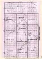 Lincoln County, Minnesota State Atlas 1925c