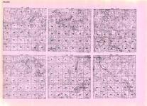 McLeod - Winsted, Lynn, Hassan Valley, Acoma, Hutchinson, Hale, Silver Lake, Otter Lake, Swan, Bear, Byron, Hook, Echo, Minnesota State Atlas 1925c