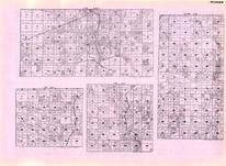 Millelacs - Dailey, Page, Hayland, Onamia, Rum River, Minnesota State Atlas 1925c