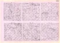 Olmsted - , Rochester, Marion, Eyota, Viola, Quincy, Salem, , Predmore, Zumbro River, Doty, Little Valley, Minnesota State Atlas 1925c