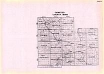 Olmsted County, Minnesota State Atlas 1925c