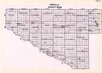 Renville County, Minnesota State Atlas 1925c