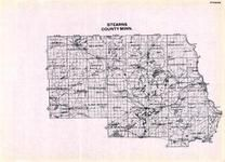 Stearns County, Minnesota State Atlas 1925c