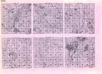 Waseca - Alton, Woodville, Janesville, Blooming Grove, Clear Lake, Buffalo Lake, Dice, Goose, St. Mary, Minnesota State Atlas 1925c