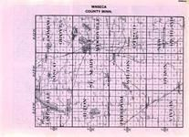 Waseca County, Minnesota State Atlas 1925c