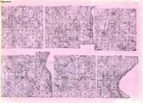 Washington - May, Grant, Stillwater, Forest Lake, Scandia, Oneka, Wildwood, Shadyside, Duluth, Dellwood, Withrow, Minnesota State Atlas 1925c