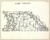 Lake County, Silver Creek, Two Harbors, Beaver Bay, Crystal, Fall Lake, Minnesota State Atlas 1930c